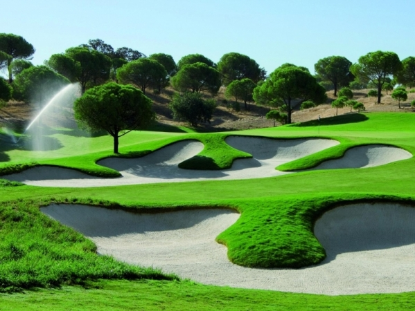Golf Algarve Portugal