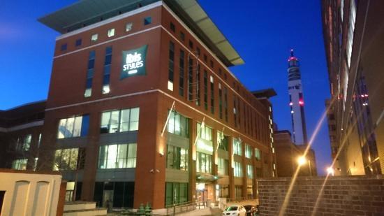 Ibis Styles, Birmingham City Centre