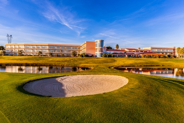 Montado Golf Resort  --    Lisbon   -Oct Golf 2018