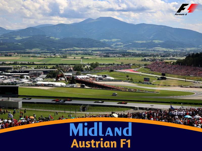 Grand Prix - Austria  (4 Day Flight Package)