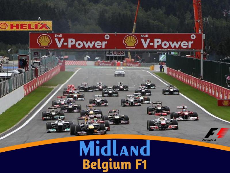 Grand Prix - Belgium (4 Day Flight Package)