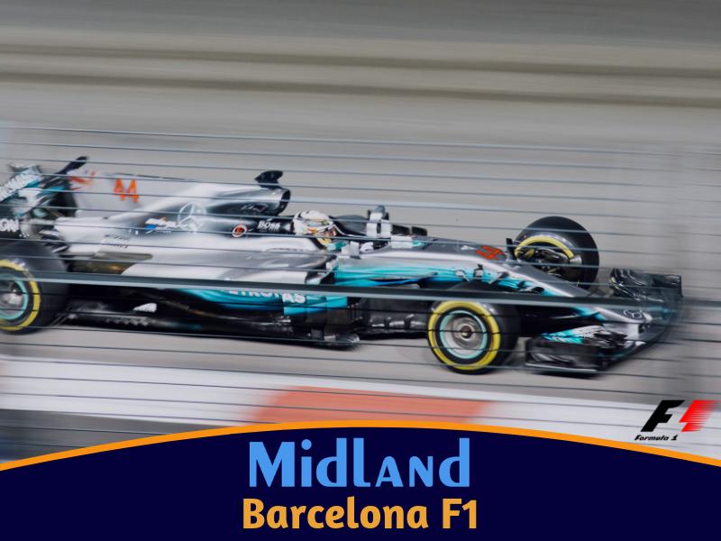 Grand Prix - Barcelona (3 Night Package)
