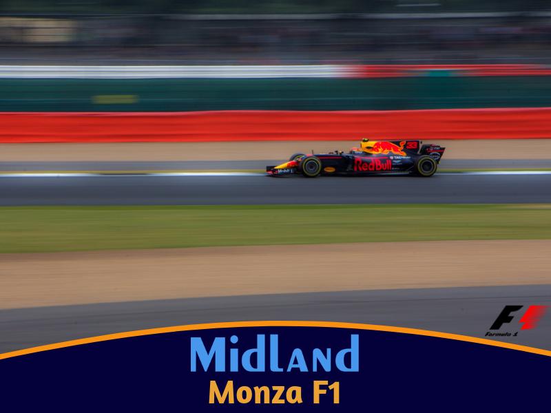 Grand Prix - Italy - Monza